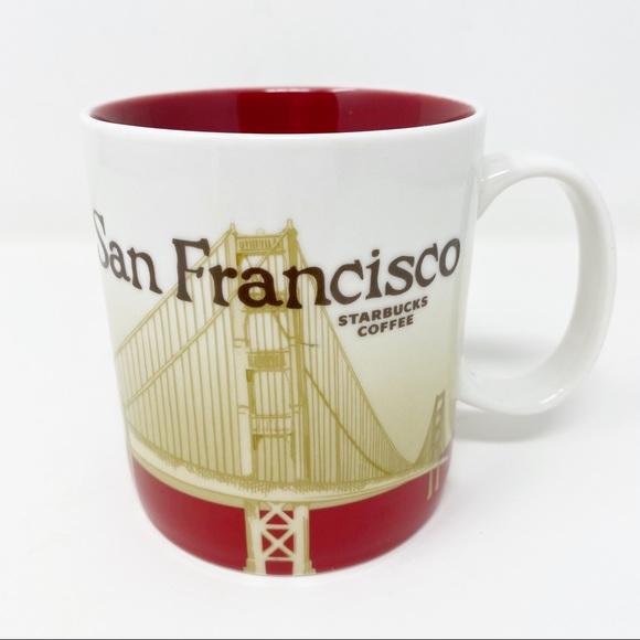 STARBUCKS San Francisco 2010 Collectors Series Mug